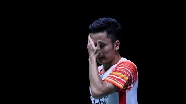 Pebulu tangkis tunggal putra Indonesia Anthony Sinisuka Ginting, Piala Sudirman 2019