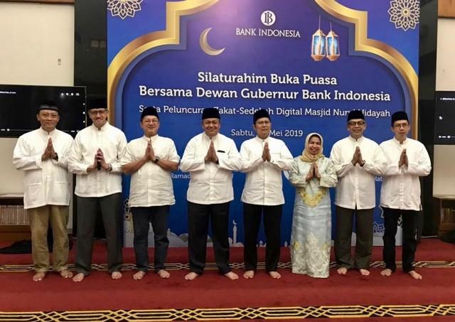 Buka bersama Cholil Nafis bersama Direksi Bank Indonesia