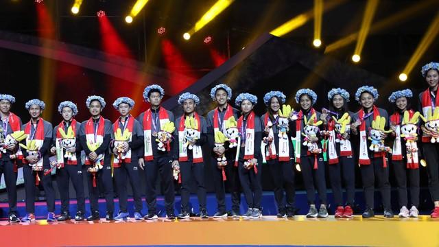Daftar Tim yang Lolos ke Piala Sudirman 2021: Indonesia hingga Mesir (877)