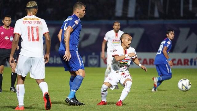 Pertandingan Liga 1 PSIS vs Persija
