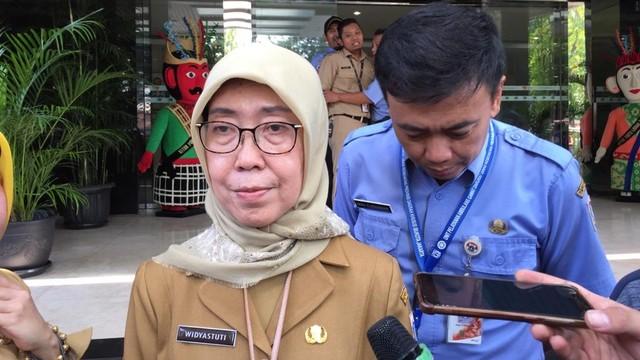 Kepala Dinas Kesehatan DKI Jakarta, Widyastuti