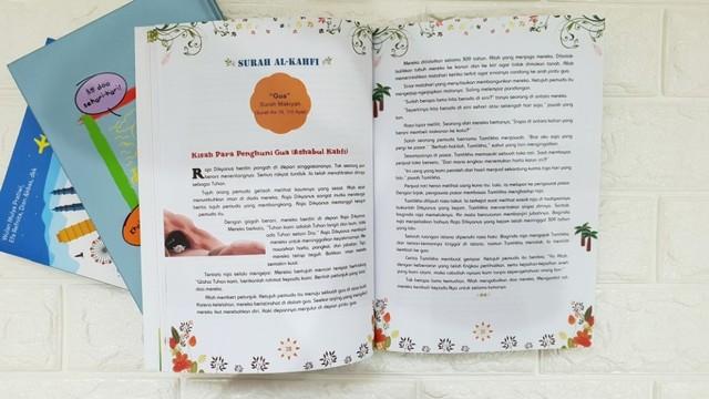 buku cerita anak - 114 Al Quran Stories