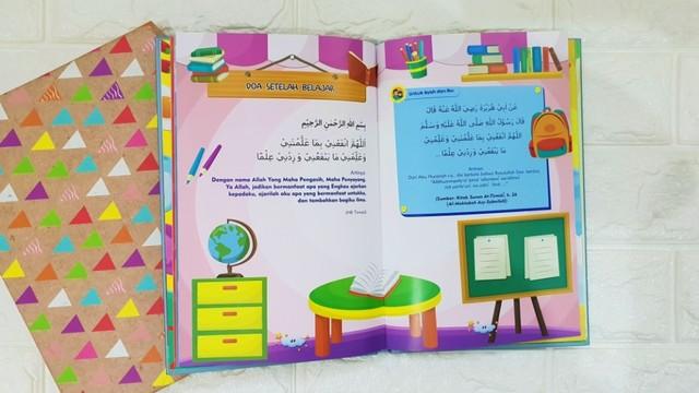 buku cerita anak - Doa Sehari-hari