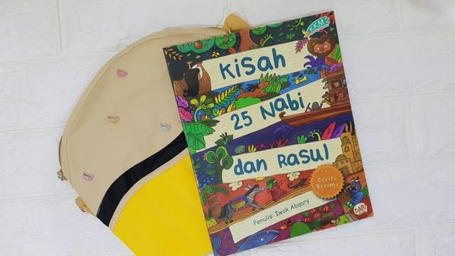 buku cerita anak - Kisah 25 Nabi dan Rasul
