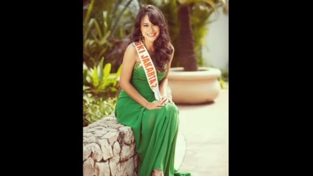 Putri Ayudya Saat Jadi Finalis Puteri Indonesia 2011
