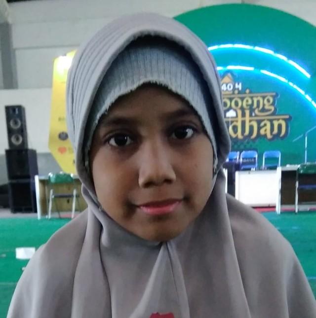 Kisah Gadis 9 Tahun Hafal 3 Juz, Ingin Sekolah Tahfiz Tak Punya Biaya (32431)