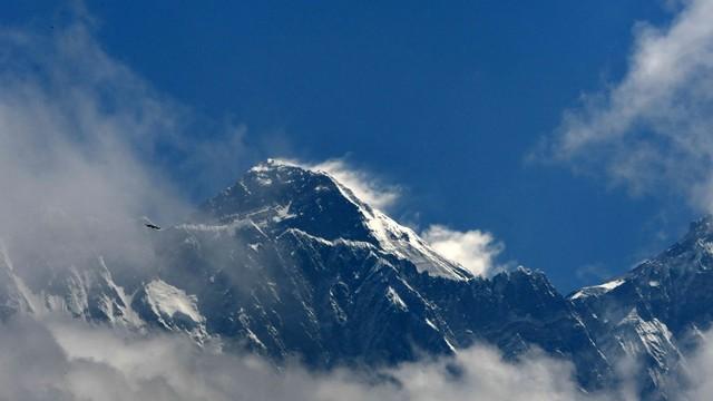 Mengapa Gunung Tidak Terus Bertambah Tinggi? (73559)