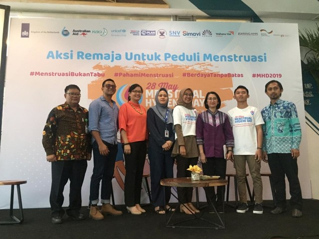 Youth Festival: Action for Menstrual Hygiene Education