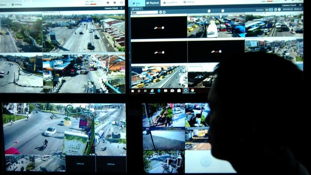 Larangan Mudik Diperketat, Dishub Jateng Jaga Jalur Tikus dan Perbatasan (135710)