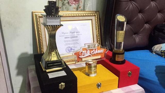 Penghargaan Aminah Cendrakasih 'Maknyak'