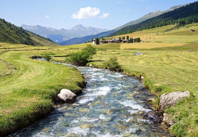 Ilmuwan Temukan Bukti Air Hujan Bisa Geser Pegunungan (557315)