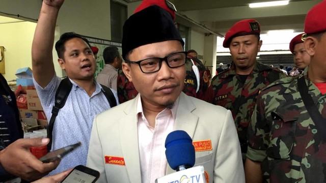 Erick Thohir Angkat Ketum Pemuda Muhammadiyah Jadi Komut Istaka Karya (56261)