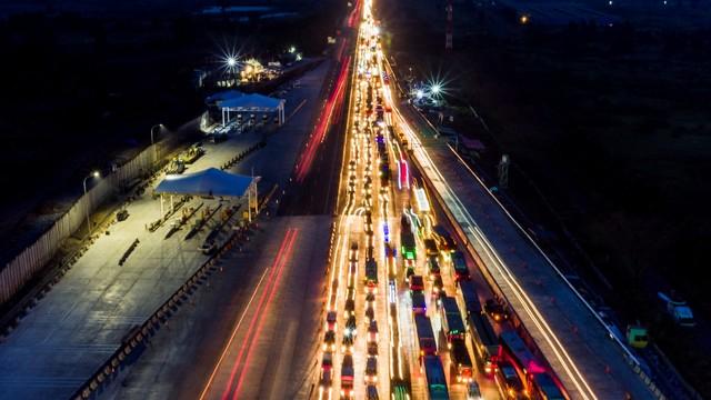 Gerbang Tol Cikampek Utama 2, Mudik 2019