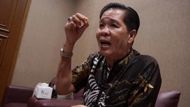 Ketua Umum Persatuan Islam Tionghoa, Anton Medan