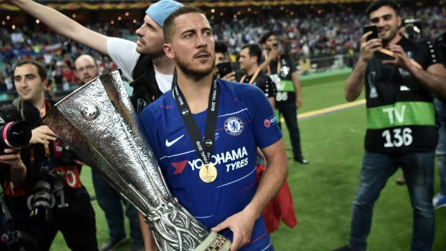 Chelsea Juara Liga Europe 2018/2019