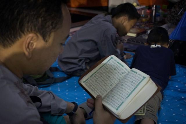Jemput Lailatul Qadar, Jadikan Kemah sebagai Rumah (736131)