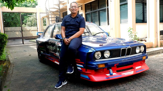 KONTEN SPESIAL, BMW E30, Gerry Nasution