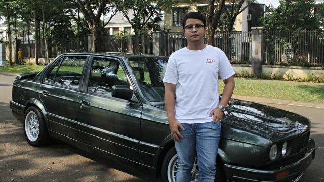BMW E30 dan Upaya Menjaga Warisan Keluarga (88494)