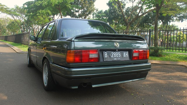 BMW E30 dan Upaya Menjaga Warisan Keluarga (88497)