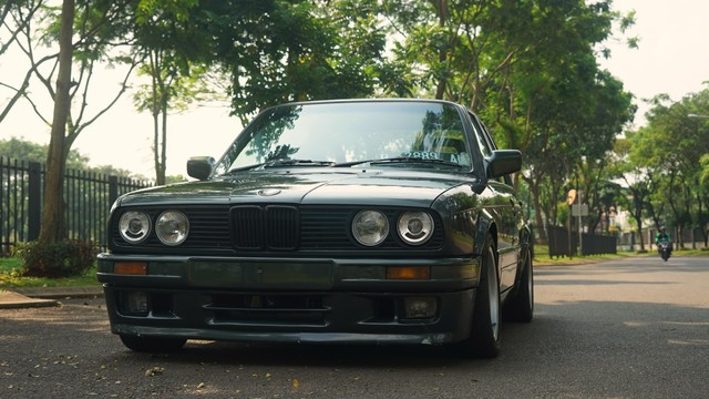 BMW E30 dan Upaya Menjaga Warisan Keluarga (26588)