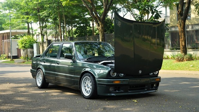 Umur Sekadar Angka, BMW E30 yang Kini Masih Mempesona  (265751)