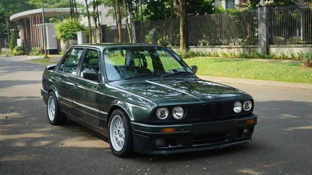 Kisah BMW E30 M40: Dulu Beli Rp 10 Juta, Sekarang Ditawar Rp 700 Juta (30387)