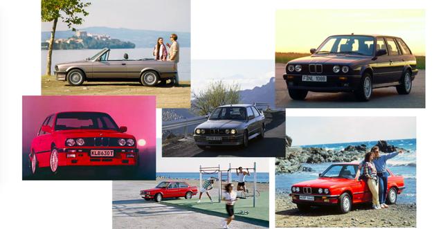 Umur Sekadar Angka, BMW E30 yang Kini Masih Mempesona  (29503)