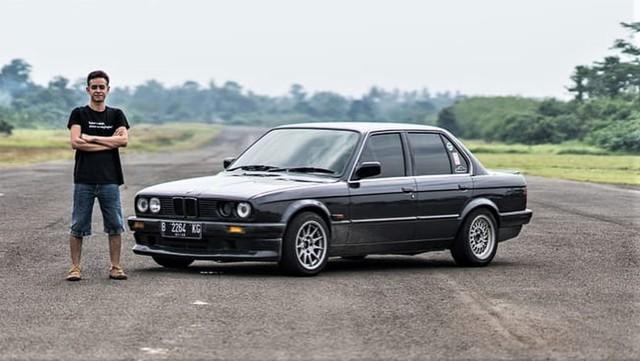 KONTEN SPESIAL, BMW, BMW E30