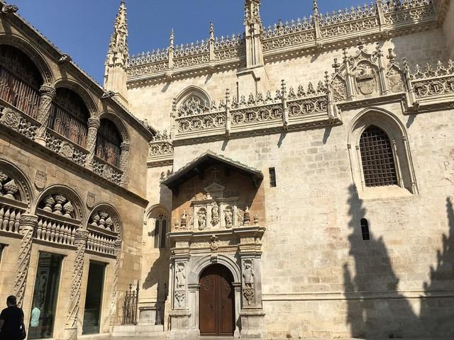 Grand Chapel Granada di Spanyol