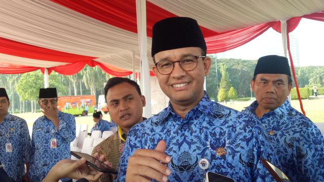 Anies soal Yustisi: Jokowi KTP Solo Bisa Jadi Gubernur DKI (56422)