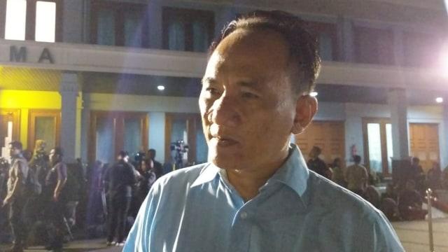 Sempat Di-Suspend, Akun Twitter Andi Arief Kini Sudah Aktif Lagi (38015)