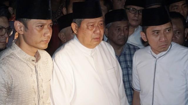 Ani Yudhoyono, Jenazah tiba di Halim Perdana Kusuma