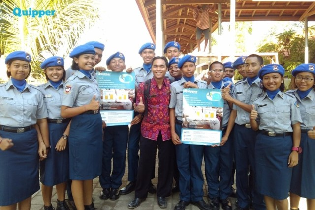 Cerita Pelajar SMAN Bali Mandara Raih Nilai Tertinggi pada UN 2019 (149069)