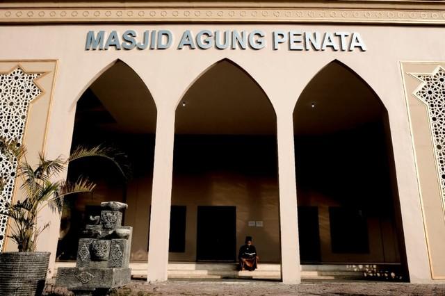 Masjid Agung Penata, Serang