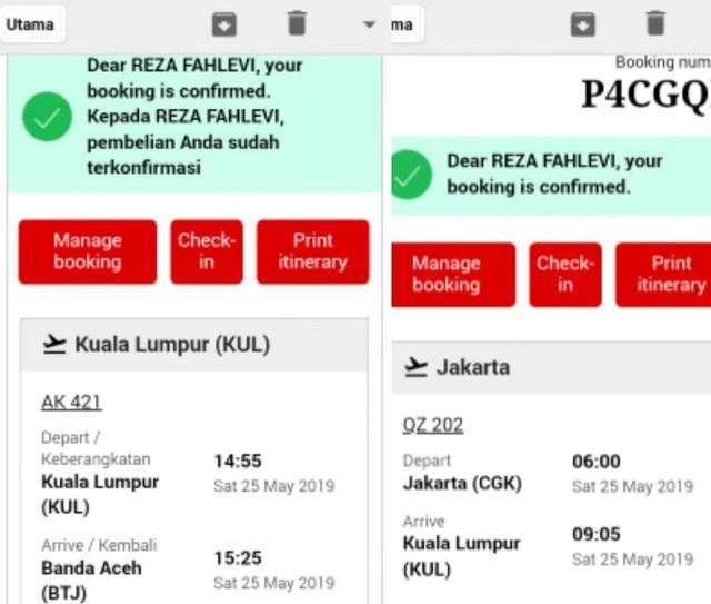 Kisah Perantau Aceh Di Jakarta Rela Transit Malaysia Demi Tiket Murah Kumparan Com