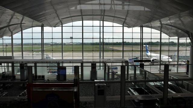 Simak! Ini Syarat Terbaru Penerbangan Domestik dari dan ke Bandara Kualanamu (42907)