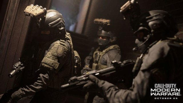 Resmi, Game Baru Call of Duty Tahun Ini Berjudul 'Modern Warfare' (501560)