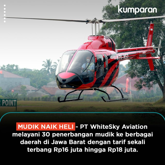 Helicity Mau Bangun Bandara Helikopter di Cengkareng dan Balikpapan (43611)