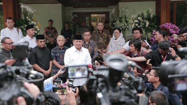 PKS Tolak Usul Demokrat : Kami Istiqomah dengan Koalisi Prabowo (63581)