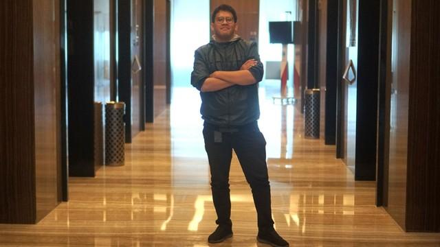 Jourast Jordy, pemeran Zidan, Masjid Raya Baitussalam, syuting sinetron Lorong Waktu
