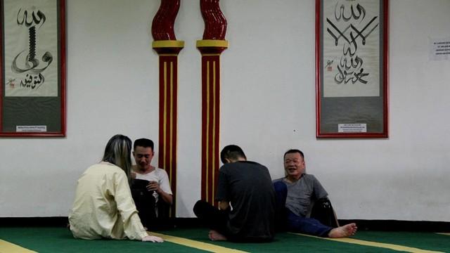 KONTEN SPESIAL, MUSLIM TIONGHOA,  Masjid Lautze