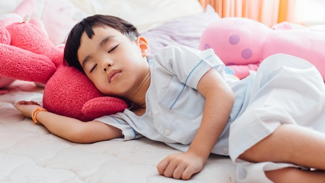 Jumlah Jam Tidur Anak Sesuai Usia (11273)