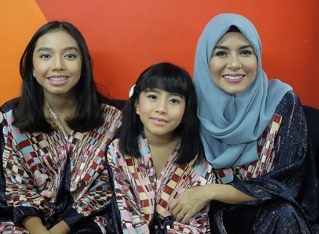 Makin Anggun, Ini 7 Potret Meisya Siregar dengan Balutan Hijab (108000)
