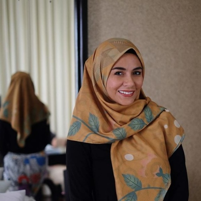 Makin Anggun, Ini 7 Potret Meisya Siregar dengan Balutan Hijab (108002)