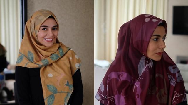 Makin Anggun, Ini 7 Potret Meisya Siregar dengan Balutan Hijab (107999)