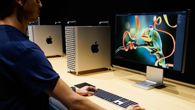Desain baru Mac Pro keluaran tahun 2019