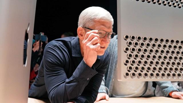 Apple Perpanjang WFH Bagi Karyawannya hingga Awal 2021  (1137122)