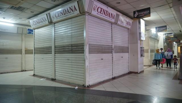 Cerita Pedagang Pasar Tanah Abang, Jadi Jualan Online Sejak Tutup Karena Corona (55139)