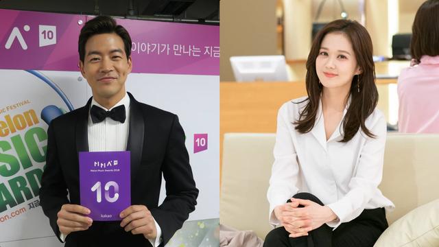 Lee Sang Yoon dan Jang Na Ra