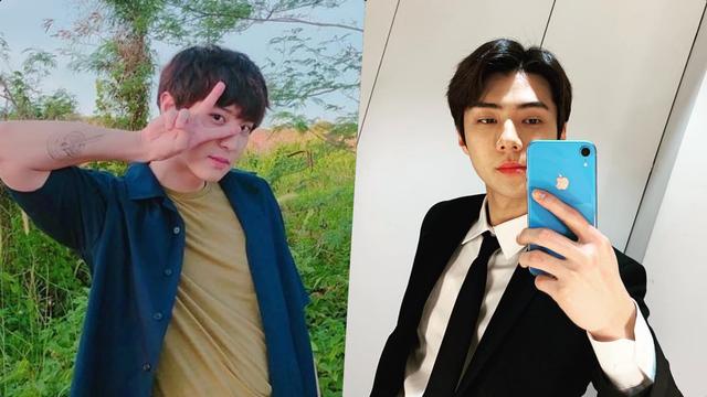 Chanyeol dan Sehun EXO Siap Debut Sebagai Duo (290908)
